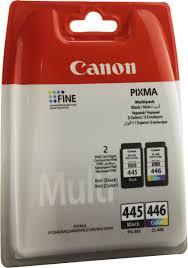 Комплект <b>картриджей Canon PG-445/CL-446</b> (8283B004 ...