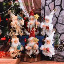 16cm 16cm lovely santa claus candy gift box party supplies merry christmas present decoration stick gifts for kids