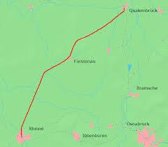 Duisburg–Quakenbrück railway