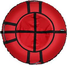 <b>Тюбинг Hubster Хайп</b> красный 100 см, во5208-7 купить в ...