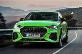 Новые Audi <b>RS</b> Q3 и <b>RS</b> Q3 Sportback получили 400-сильный мотор