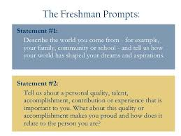 Prompt   Tips World is a versatile term What really makes up your world   UC Berkeley Admissions
