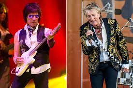 Watch Rod Stewart Perform with <b>Jeff Beck</b> for First Time in 10 Years ...