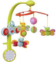 <b>Taf Toys Музыкальный мобиль</b> Бабочки — купить в интернет ...