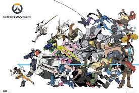 <b>Overwatch Posters</b> & Wall Art at Mighty Ape NZ