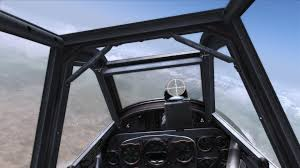 bf simple clean glass cockpit mod updated