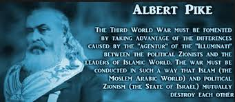 Albert Pike, William Guy Carr and 3 World Wars: Who Is Trying to ...