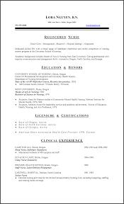 rn new grad resume rn new grad resume 5444