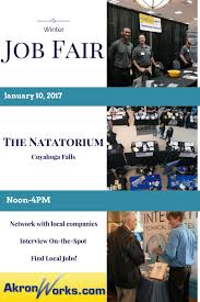 job fairs in northeast ohio local jobs local candidates job find out who s hiring