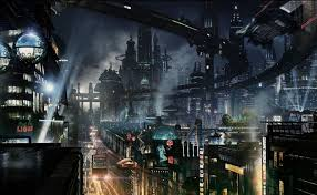 week essay is cyberpunk our reality jessica street cyberpunk city