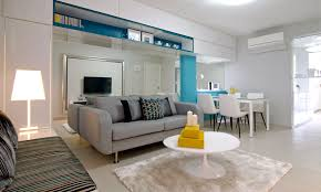 blue gray yellow living room diner singapore flat multifunctional makeover living room pinterest gray yellow yellow living rooms and gray blue gray living room