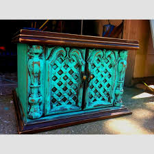1000 ideas about distressed turquoise furniture on pinterest turquoise furniture six drawer dresser and distressed furniture antique distressed furniture