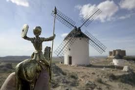 Resultado de imagem para La Mancha espanha