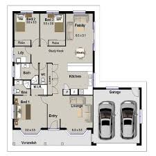 bedroom Houses   house plans bedrooms   Australian Dream    Australian house plan  bed plus