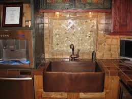 hammered copper kitchen sink:  elegant change into new copper sinks kitchen ideas and copper kitchen sinks