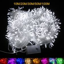<b>Waterproof Outdoor Home 10M</b> 20M 30M 50M 100M LED Fairy ...