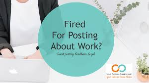 social networking websites and employment litigation getting employment litigation and social media posts