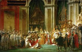 A Coroação de Napoleão