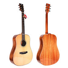 "<b>Finlay 41</b>"" <b>Full Solid Acoustic Guitar</b>,With <b>Solid</b> Spruce Top/<b>Solid</b> ..."