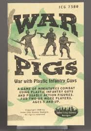 Instruction book:<b>War Pigs</b> Instruction Book - Inner City Games ...