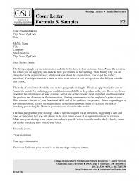 Download Cover Letter Template  cover letter template for resume     Pinterest