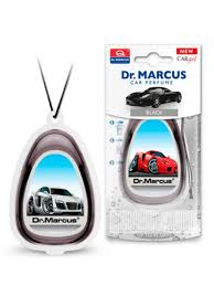 <b>Ароматизатор Dr</b>.<b>Marcus Car</b> Gel Black, код 5900950764456