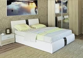 <b>Интерьерная кровать</b> Челси (<b>Нижегородмебель</b>) - купить в ...