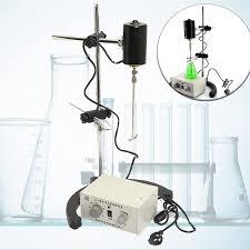 <b>AC 220V</b> 100W Laboratory Overhead Stirrer <b>Electric</b> Mixer 3000rpm ...