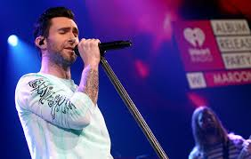 Watch Maroon 5 and Jimmy Fallon busk on New York Subway - NME