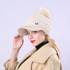 Best Sale #199b - <b>2019</b> Femmes Casquette Automne Hiver épaissir ...