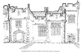 Medieval Castle Home Floor Plans  medieval castle house plans    Medieval Castle Floor Plans