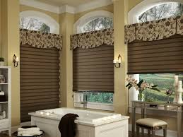 Large Kitchen Window Treatment Fabric Covered Cornice Ideas Custom Valances O Cornices O Swags
