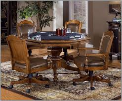 Dining Room Chairs With Arms And Casters Upholstered Dining Room Chairs Ikea Modern Compact Dining Table