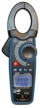 Токовые <b>клещи CEM DT-3368</b> — купить по выгодной цене на ...