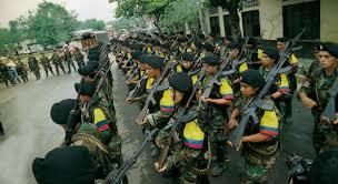 Ofensiva del Ejército colombiano está provocando la ruptura del cese al fuego declarado por las FARC