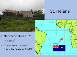 「1840, napoleon body back to france from saint helena」の画像検索結果