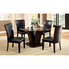 Five Piece Dining Room Sets Dining Table Sets For 4 Table Ideas