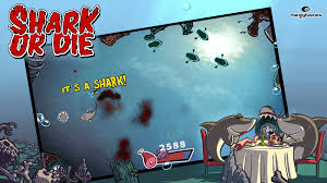 shark or die action shark game handygames shark or die screenshot 02