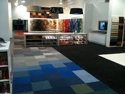 decoration open plan home interior applying modern carpet tiles also decorated with nice pendant lamps carpet tiles home