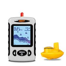 <b>Fish Finder</b> Sounder Wireless <b>Sonar Fishing Underwater</b> Fishfinder ...