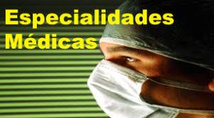 Resultado de imagem para imagem especialidades medicas