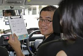 uber helps hearing impaired drivers to manage booking requests uber helps hearing impaired drivers to manage booking requests