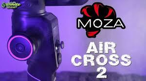 <b>Moza AirCross 2</b> Professional Kit полный обзор стабилизатора ...