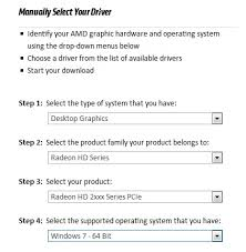 """Solved: <b>Driver</b> for graphics card """"ATI Radeon Graphics"""" - Dell ..."""