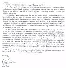 thank you letter to students thank you letter  teacher appreciation letters from students template ivy international