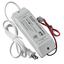 Armacost Lighting 60-Watt <b>12-Volt</b> DC <b>LED</b> Lighting <b>Power Supply</b> ...