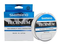 <b>Леска SHIMANO Technium 200м</b> черная 0,305мм 8,5кг — купить в ...