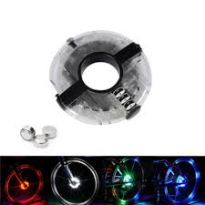 <b>1PCS Bicycle Hubs</b> Spoke Wheel Light MTB Bike Decoration Night ...