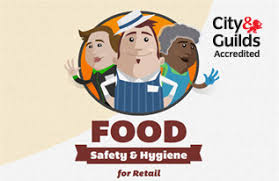 food hygiene course   online basic food hygiene courses   food    level  food safety  amp  hygiene for retail  including city and guilds accredited certificate