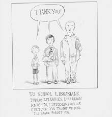 chris riddell and the campaign for school libraries the booklender